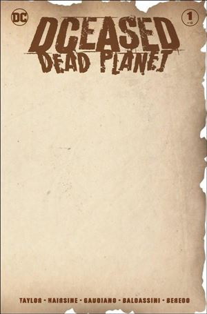 DCeased: Dead Planet 1-D