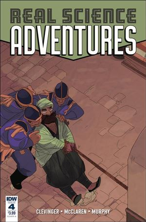 Real Science Adventures: The Nicodemus Job 4-A