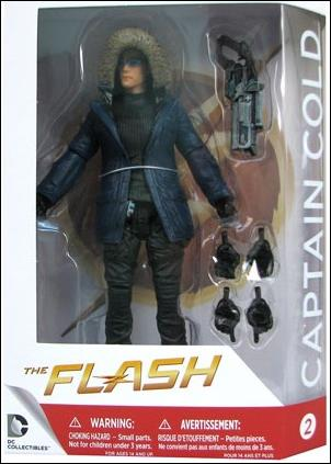 DC Comics: The Flash TV Series Captain Cold by DC Collectibles