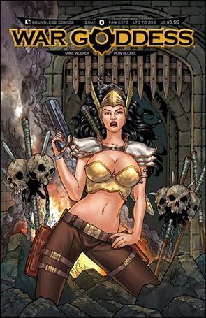 War Goddess 0-P
