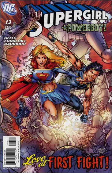 Supergirl (2005) 13-A by DC