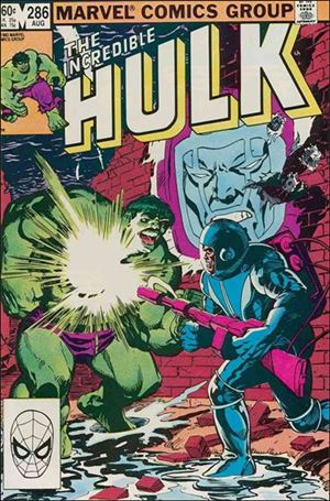 Incredible Hulk (1968) 286-A