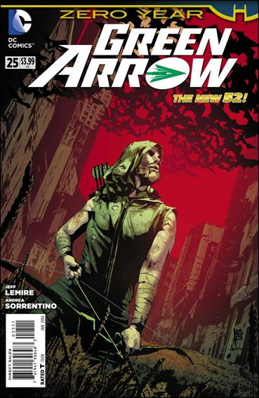 Green Arrow (2011) 25-A by DC