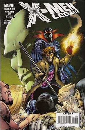 X-Men Legacy (2008) 213-A