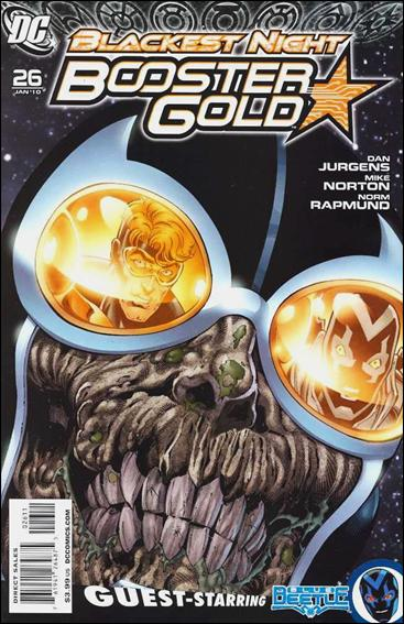 Booster Gold (2007) 26-A by DC