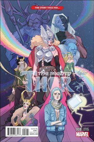 Mighty Thor (2016) 8-C