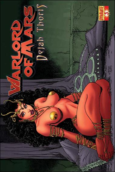 Warlord of Mars: Dejah Thoris 3-A by Dynamite Entertainment