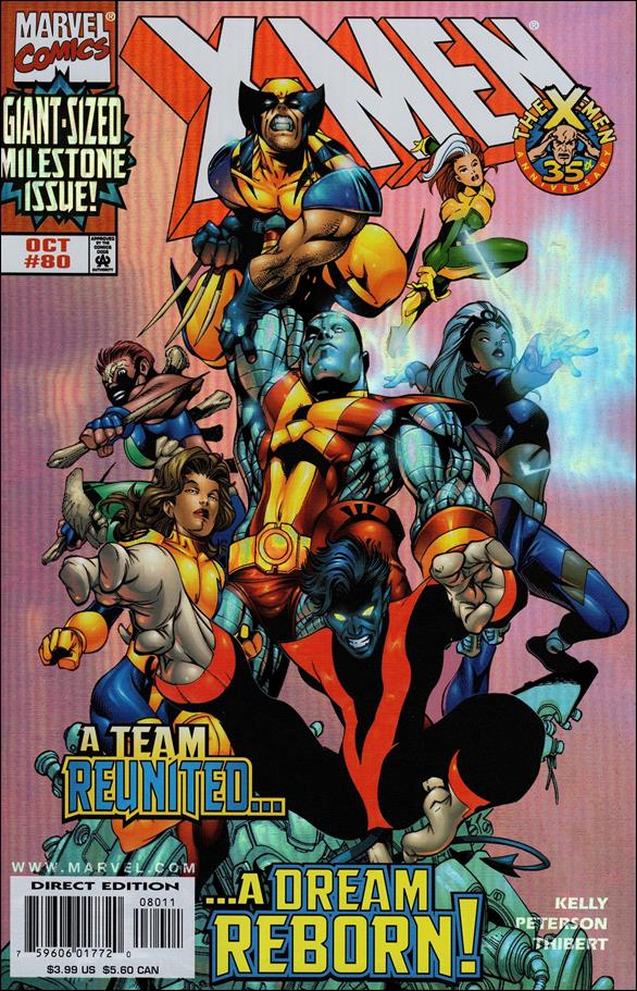 X-Men (1991) 80-B by Marvel