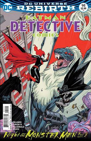 Detective Comics (1937) 941-A