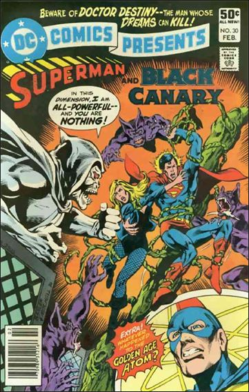 DC Comics Presents (1978) 30-A by DC
