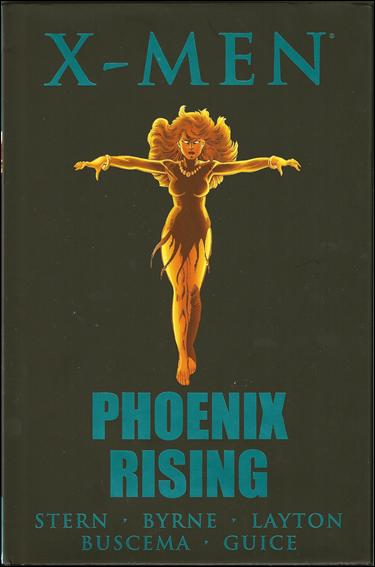 X-Men: Phoenix Rising nn-A by Marvel