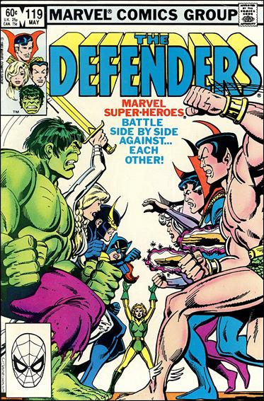 Defenders (1972) 119-A by Marvel