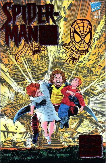 Spider-Man: The Lost Years 1-A by Marvel