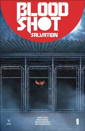 Bloodshot Salvation 9-D