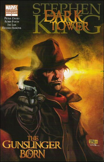 Dark Tower: The Gunslinger Born 4-D by Marvel