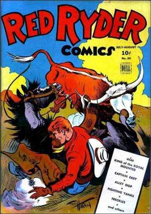 Red Ryder Comics 20-A