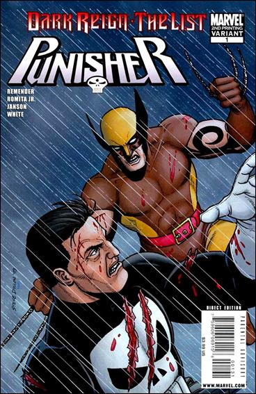 Dark Reign: The List - Punisher 1-C by Marvel