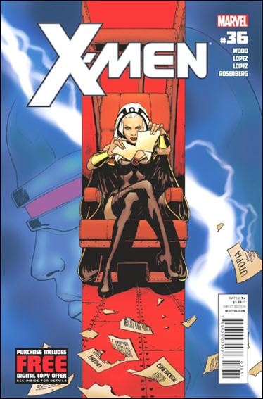 X-Men (2010) 36-A by Marvel