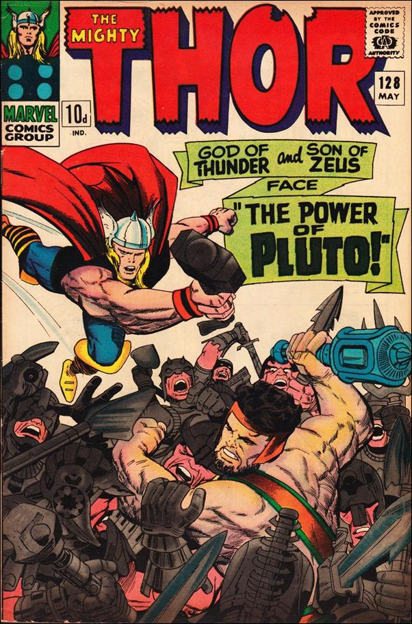 Thor (1966) 128-B by Marvel