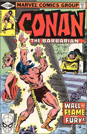 Conan the Barbarian (1970) 111-A by Marvel