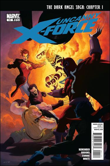 Uncanny X-Force (2010) 11-A by Marvel