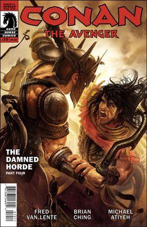 Conan the Avenger 10-A
