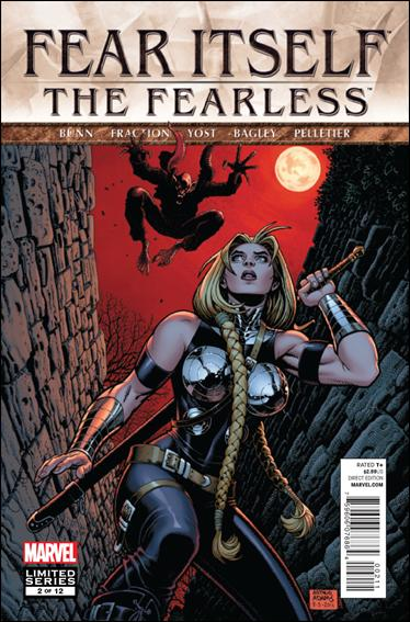 Fear Itself: The Fearless 2-A by Marvel