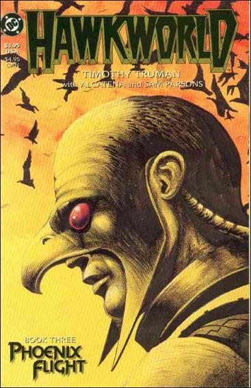 Hawkworld (1989) 3-A by DC