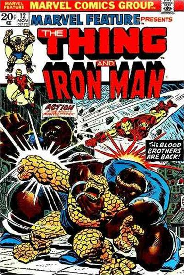 Marvel Feature (1971) 12-A by Marvel