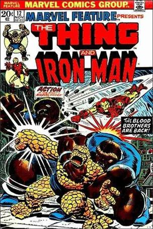Marvel Feature (1971) 12-A