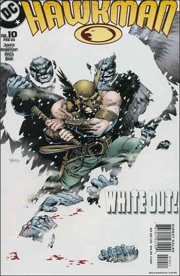 Hawkman (2002) 10-A by DC