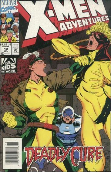 X-Men Adventures (1992) 10-A by Marvel