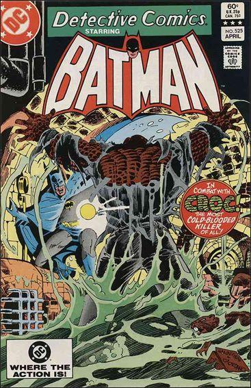 Detective Comics (1937) 525-A by DC