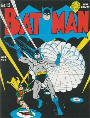 Batman (1940) 13-A