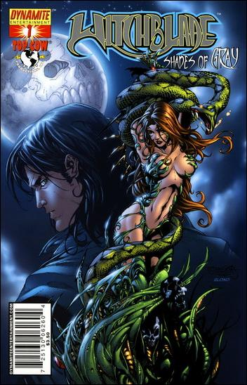 Witchblade: Shades of Gray 1-F by Dynamite Entertainment
