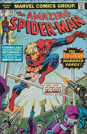 Amazing Spider-Man (1963) 153-A