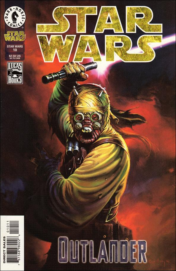 Star Wars/Star Wars Republic 10-A by Dark Horse