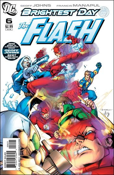 Flash (2010) 6-B by DC