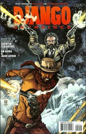 Django Unchained 2-A by Vertigo