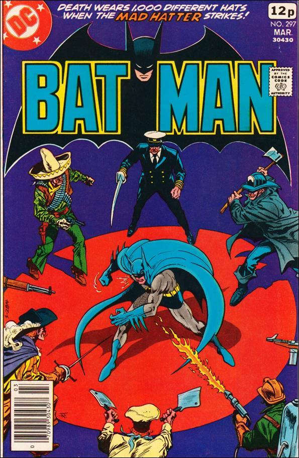 Batman (1940) 297-B by DC
