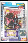 Marvel Legends (Series 8) Black Widow (Natasha Romanoff - Red Hair) (Canada)