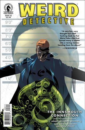 Weird Detective 2-A