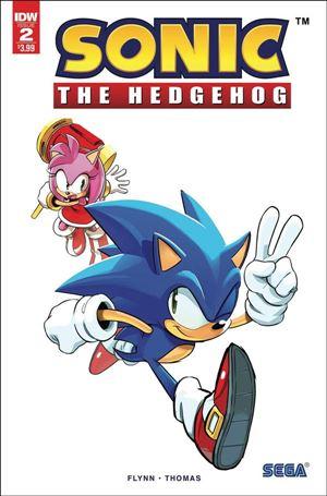Sonic the Hedgehog (2018) 2-E