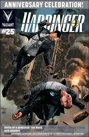 Harbinger (2012) 25-A