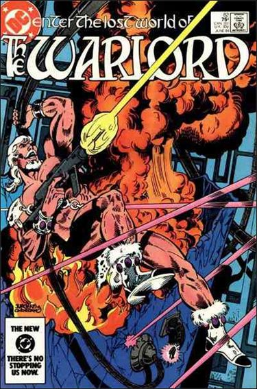 Warlord (1976) 82-A by DC