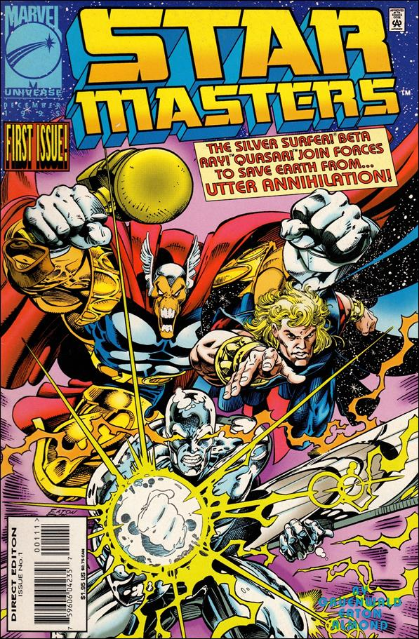 Star Masters (1995) 1-A by Marvel