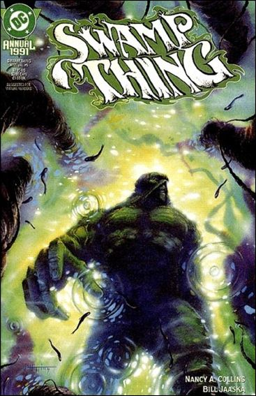 Swamp Thing Annual (1982) 6-A by DC