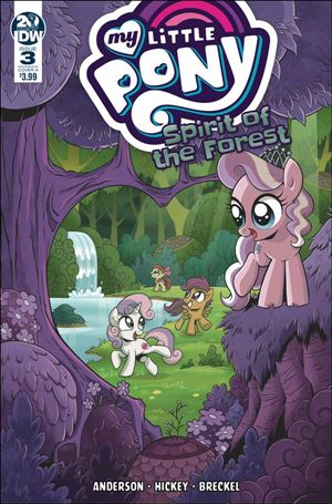 My Little Pony: Spirit of the Forest 3-A