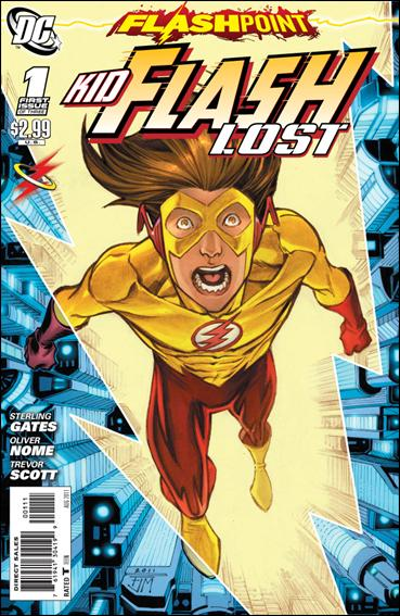 Flashpoint: Kid Flash Lost 1-A by DC
