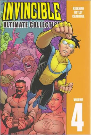 Invincible: Ultimate Collection 4-A